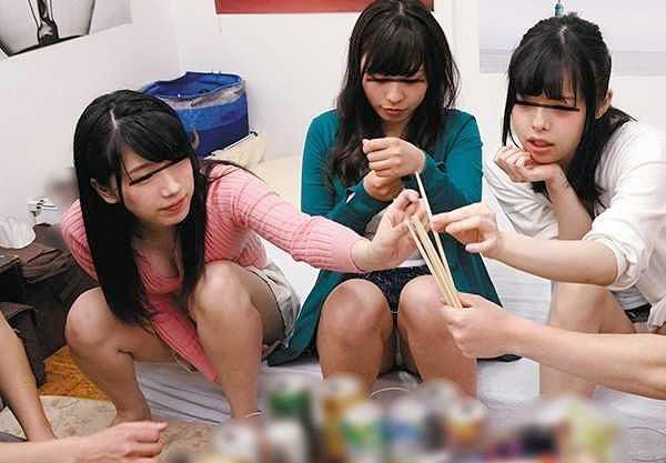 ◆泥酔◆大学デビューしたい田舎上京JD!飲み会で悪ノリがエスカレート!そして乱交へ…