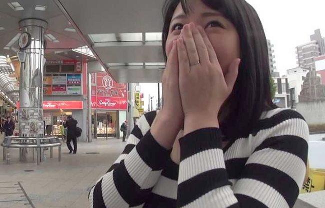 ◆人妻ナンパ◆着衣巨乳のニットに妄想全開「んっ気持ちぃ…イっちゃう…♥」爆乳おどる悶絶寝取られSEX!!