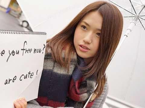 ◆外国人◆アジア美少女を発掘!インド人の細身JDをヨガらせていかせまくりw