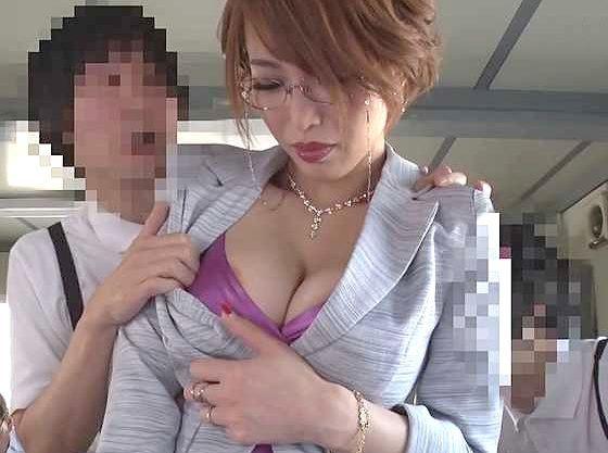 ◆爆乳◆「いやッ…やめなさいッ!!」不倫SEXを見られた爆乳熟女!悪ガキの輪姦と膣内射精の餌食となってしまう恥辱の拷問!