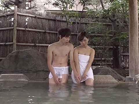 ◆素人◆『なんか、照れちゃうね…♥』サークル男女が羞恥の混浴!初めて異性を意識するエロミッションで膣内射精しちゃうw