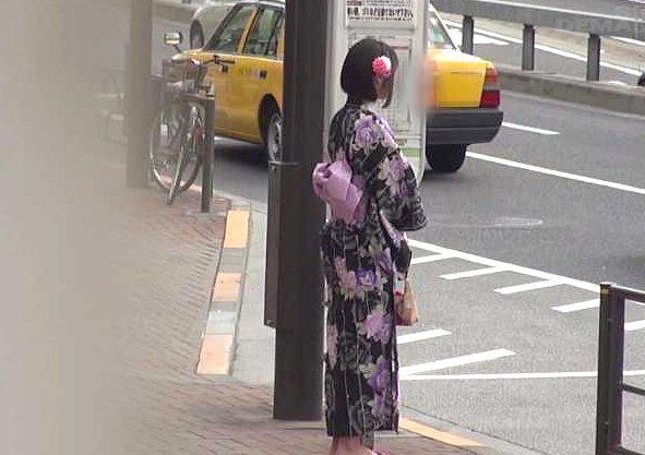◆レイプ◆『やっ…止めて下さい…』マジックミラー企画終了後の浴衣少女!帰宅のバスで鬼畜な強姦の被害に遭う