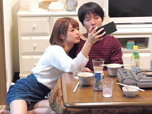 ◆NTR◆『バレたらヤバイね…♥』彼女の友人が誘惑!3日間ハメまくりの不倫SEXww