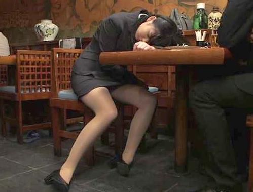◆レイプ◆酔いつぶれた新人OLを介抱のフリしてイタズラしまくり!無防備美女を犯しまくる泥酔レイプ!!