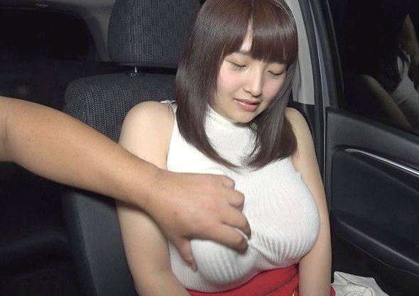 ◆素人◆『いっぱい触って…♥』たっぷりおっぱいの素朴な少女!Iカップ巨乳を揺らして騎乗位腰振りの全力Fuck!!