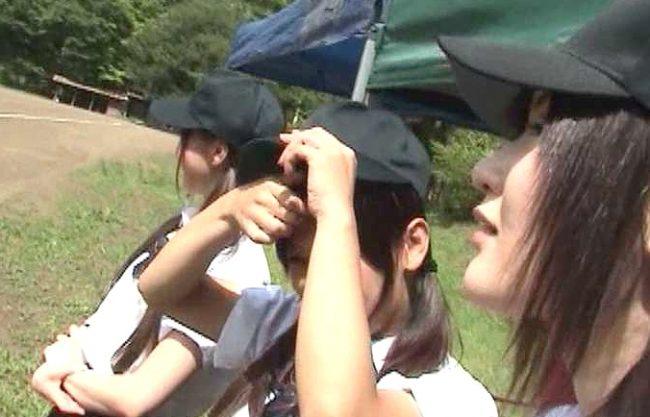 ◆企画◆『いっぱい出してね♥』性処理で野球部を刺させる女子マネ!フェラ奉仕&ガチハメ絶叫の悶絶性交ww