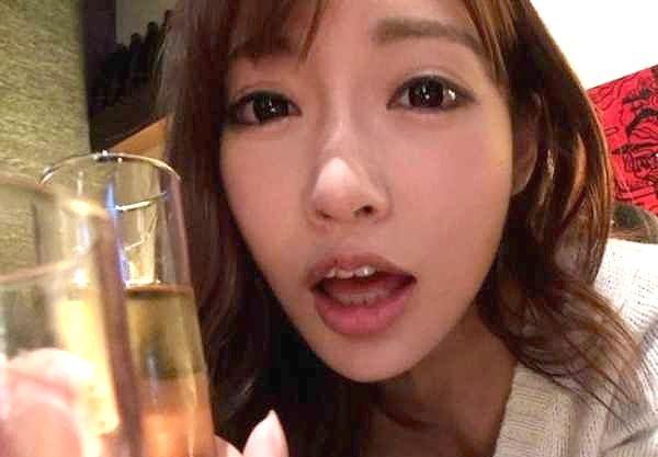 ◆明日花キララ◆『んっ、イッちゃいそう…♥』泥酔してチ○ポ懇願のS級女優!勃起チ○ポをイジメる悶絶性交ww