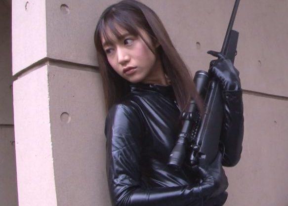◆星奈あい◆『あぁッ、だめぇ…♥』犯罪組織のヤミに迫る女捜査官!性玩具化されてお漏らし羞恥でアヘ顔丸出しww