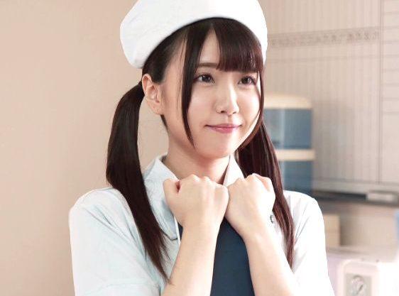 ◆ナース◆『元気になって下さい♥』新人ナースが肉棒ご奉仕!入院患者のストレスを生ハメで解消しちゃう秘密の吐精処置ww