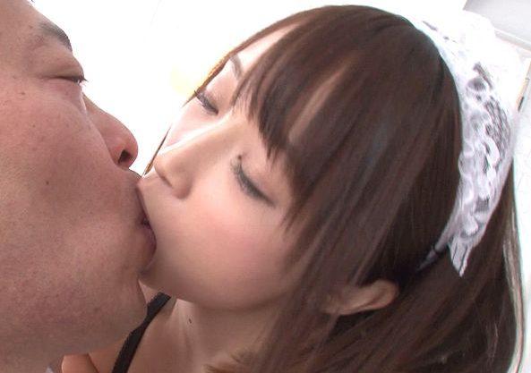 ◆痴女◆『キモチぃですか♥』美肌少女がご主人さまにフェラ&顔舐めの献身奉仕!淫語連発の射精サポートで中だし絶頂ww