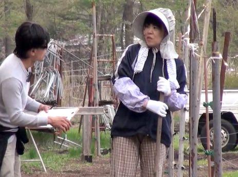 ◆人妻ナンパ◆『あぁッ、ダメよぉ♥』田舎の農家でおばさんGET!若い男に迫られてなし崩し挿入の悶絶騎乗位性交ww