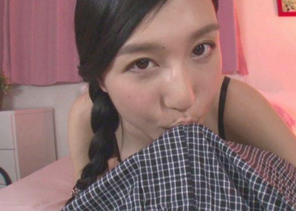 ◆主観◆『もうこんなに勃ってる♥』関西弁のお姉さんがチ○ポを責める!主観フェラ&ガチハメで大興奮w